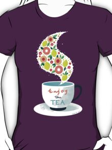 Enjoy the Tea T-Shirt