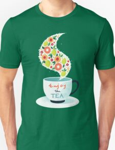 Enjoy the Tea Unisex T-Shirt