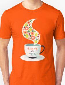 Enjoy the Tea Unisex T-Shirt