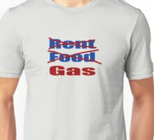 Rent Food Gas T-Shirt