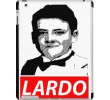 OBEY LARDO iPad Case/Skin