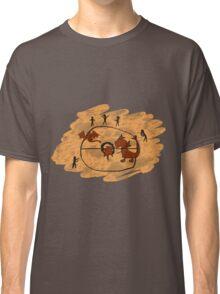 Rupestrian Pokemon Battle V.1 Classic T-Shirt