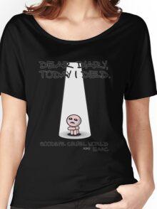 Dear Diary Women's Relaxed Fit T-Shirt