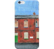 York, Red Brick Buildings iPhone Case/Skin