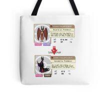 Maleficent Dex Info Tote Bag