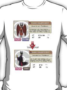 Maleficent Dex Info T-Shirt