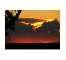 """""""Morning Glow'... Art Print"""