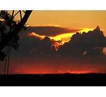 """Morning Glow'... Photographic Print"
