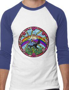 Queen of the Fairys Men's Baseball ¾ T-Shirt