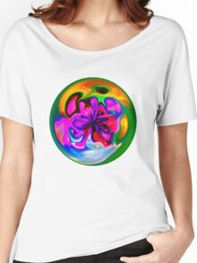 marble t Women's Relaxed Fit T-Shirt