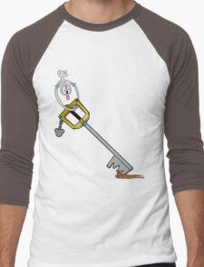 The Key is Mine Men's Baseball ¾ T-Shirt