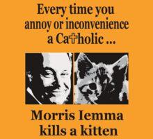 Morris Iemma: Catholic Crusader and Kitten Killer by toni8687