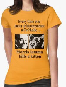 Morris Iemma: Catholic Crusader and Kitten Killer T-Shirt