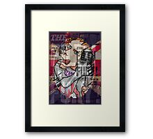 Original Punk #3 Framed Print