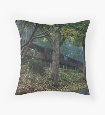 Billy Queing Throw Pillow
