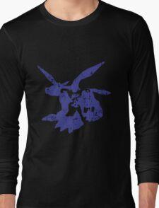 Blue Blaster Long Sleeve T-Shirt