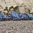 Deck chairs by Steve plowman