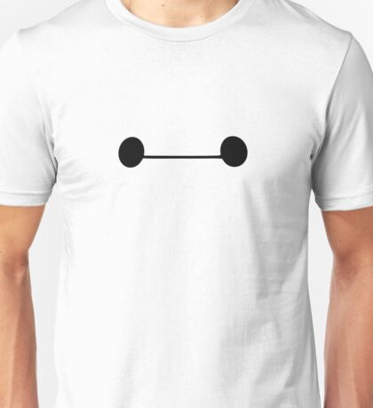 Big hero face Unisex T-Shirt