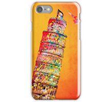 piza iPhone Case/Skin