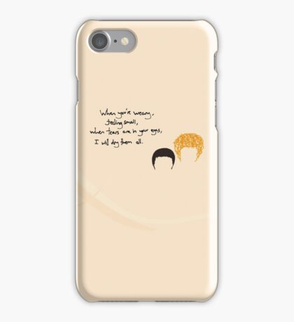 Bridge Over Troubled Water | Simon & Garfunkel iPhone Case/Skin