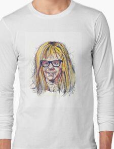 Garth Wayne's World Long Sleeve T-Shirt