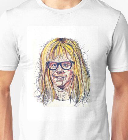 Garth Wayne's World Unisex T-Shirt
