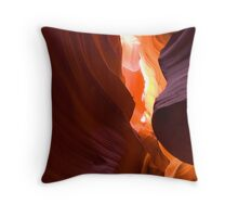 Molten Rock Throw Pillow