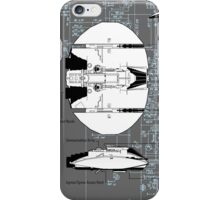 Owners Manual - Cylon Raider iPhone Case/Skin