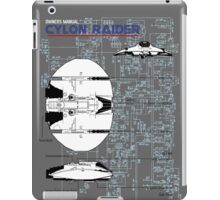 Owners Manual - Cylon Raider iPad Case/Skin