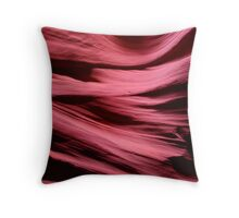 Sinew | Antelope Canyon Throw Pillow