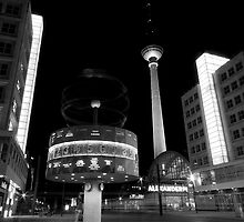 ALexander Platz, Berlin by worthy87