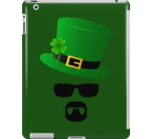White Leprechaun iPad Case/Skin