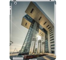 Crane House Cologne - wide angle iPad Case/Skin