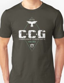 Commission of Counter Ghoul T-Shirt
