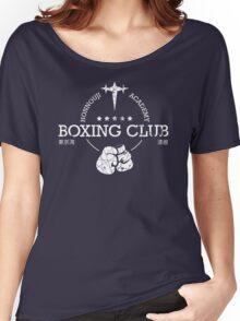 Honnouji Academy Boxing Club Women's Relaxed Fit T-Shirt