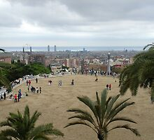 Parc Guell by coffeebean