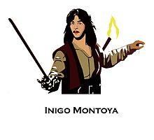 Inigo Montoya by Nornberg77