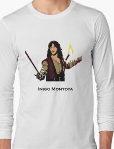 Inigo Montoya Long Sleeve T-Shirt