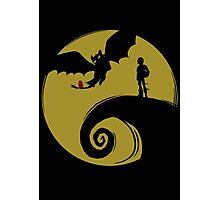 Dragon Nightmare Photographic Print