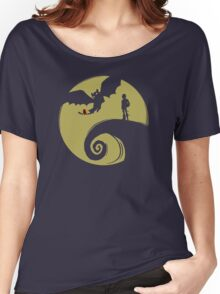 Dragon Nightmare Women's Relaxed Fit T-Shirt