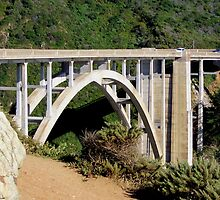 Bixby Creek Bridge by DJ Florek