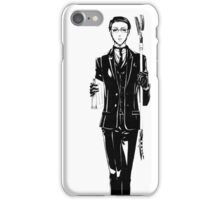 Manga William T. Spears iPhone Case/Skin