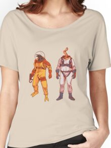 Earthworm Jim & Psycrow Women's Relaxed Fit T-Shirt