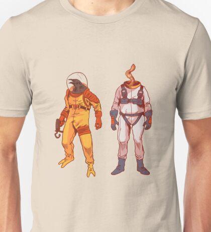 Earthworm Jim & Psycrow Unisex T-Shirt
