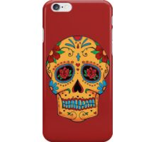 Skull Mexican iPhone Case/Skin
