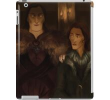 A Cold Man iPad Case/Skin