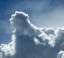 Summer Clouds by Mike Paget