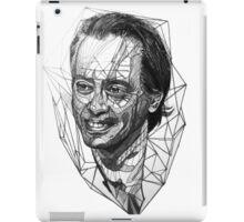 Steve Buscemi Geometric iPad Case/Skin