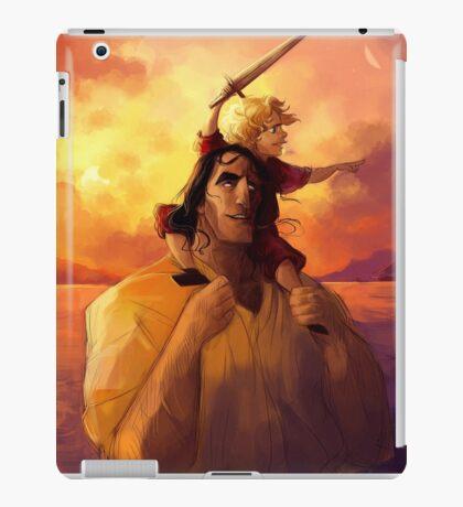 A Boy and His Hound iPad Case/Skin