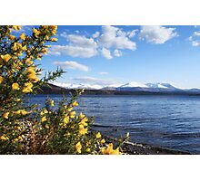 Loch Lochy in Spring. Photographic Print